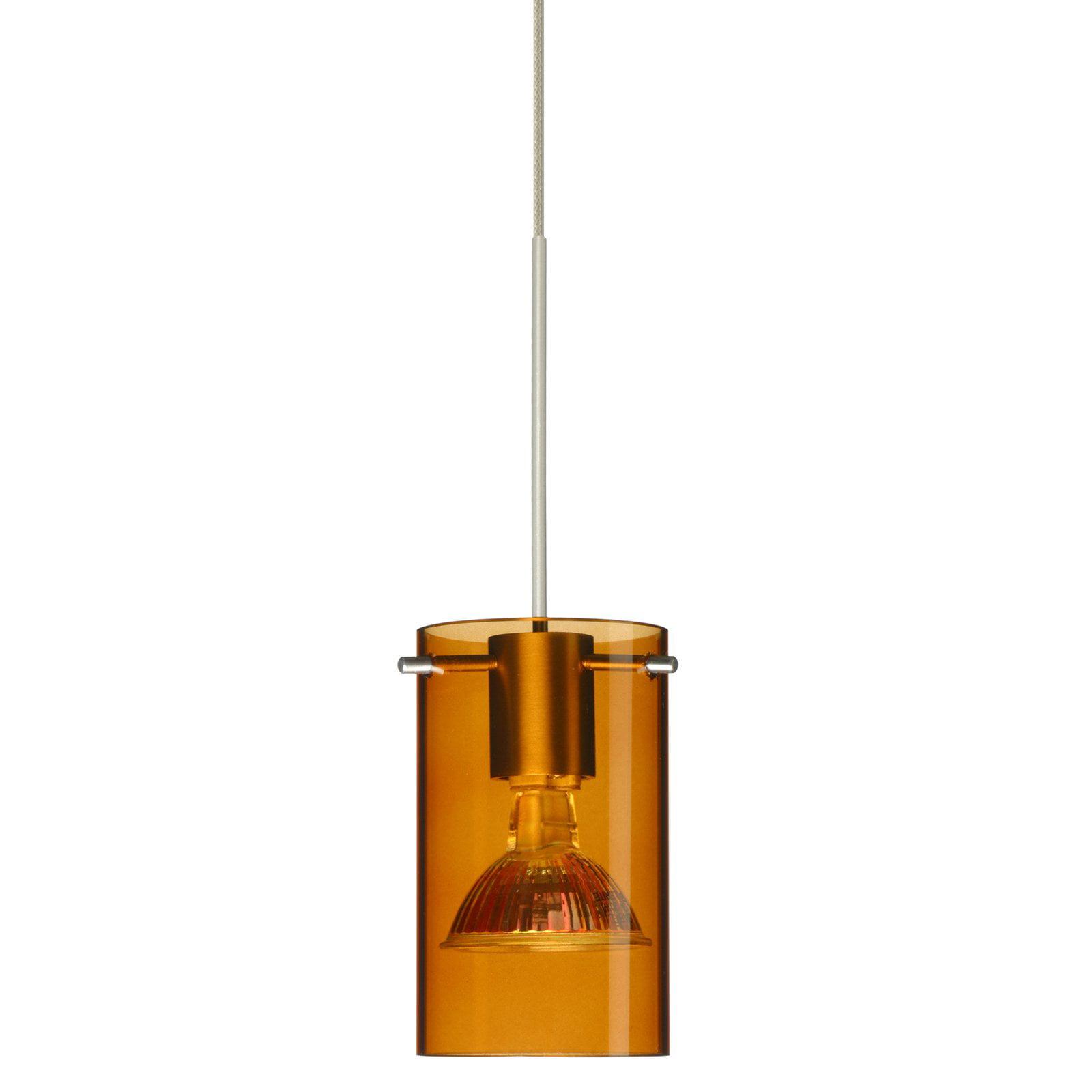 BESA Lighting  1XC-6524OG  Pendants  Scope  Indoor Lighting  ;Satin Nickel