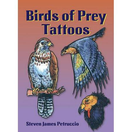 Birds of Prey Tattoos - Tattoos Of Birds