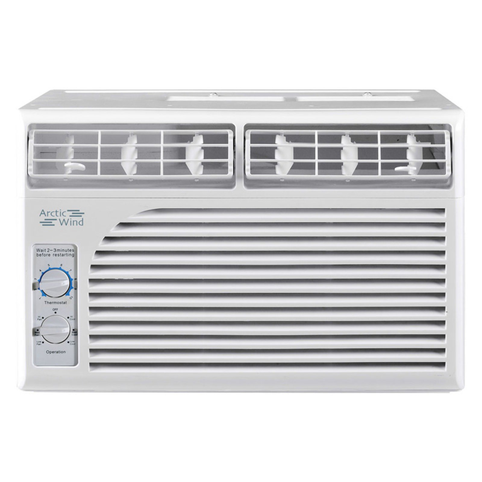 Arctic Wind AW5005M 5,000 BTU Window Air Conditioner with Mechanical Controls