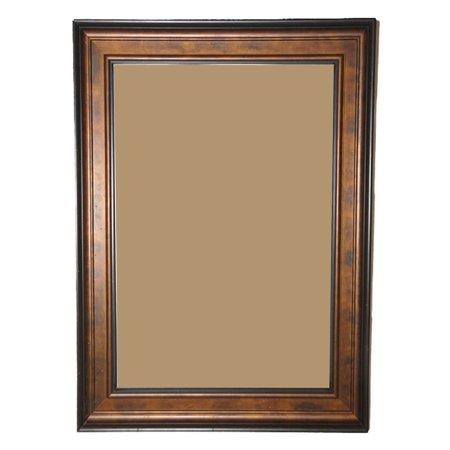 Rayne Mirrors Bronze and Black Frame ()