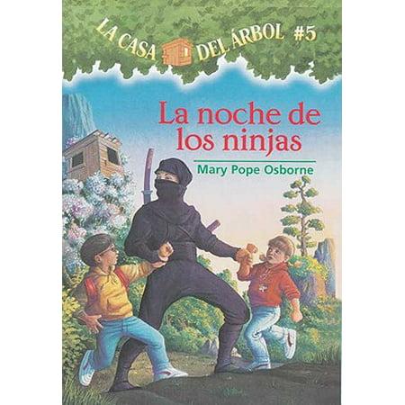 La Noche de Los Ninjas](Noche De Halloween)
