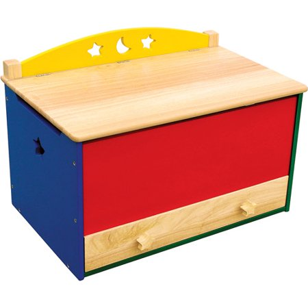 Guidecraft Toy Box (Guidecraft Toy Box, Moon and)