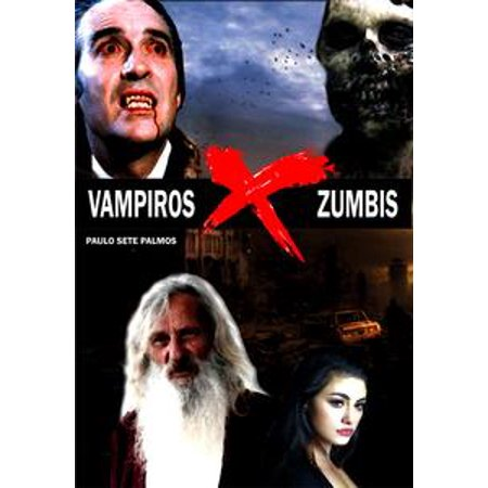 Vampiros x Zumbis - eBook - Vampiros Para Halloween