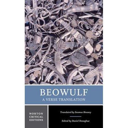 Beowulf : A Verse Translation