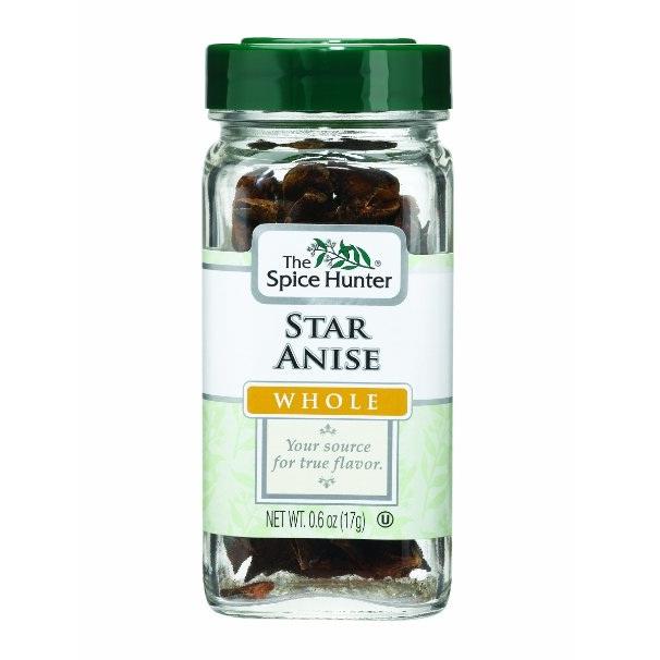 Spice Hunter Star Anise (6x0.6Oz)