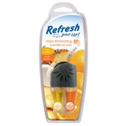 Refresh Your Car Dual Oil Wick, Mango Mandarin/Pina Colada