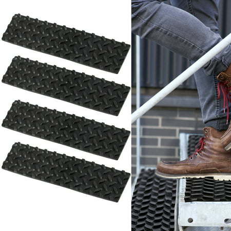 Keeper 4 Pack Safety Step Non Slip Stair Treads For
