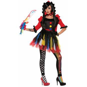 CO-THE TWISTED CLOWNESS-XS/S - Twist Miami Halloween