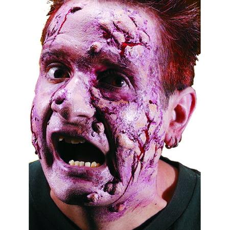 Reel FX Ugly Leper Theatrical Makeup Costume Mask - Makeup Mask Ideas