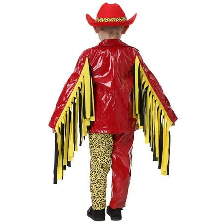 Macho Man Randy Savage Toddler Costume (Randy Cunningham Halloween)