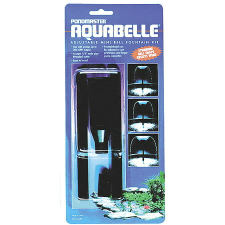 - Pondmaster 02077 Aquabelle Variable Fountain Head Kit
