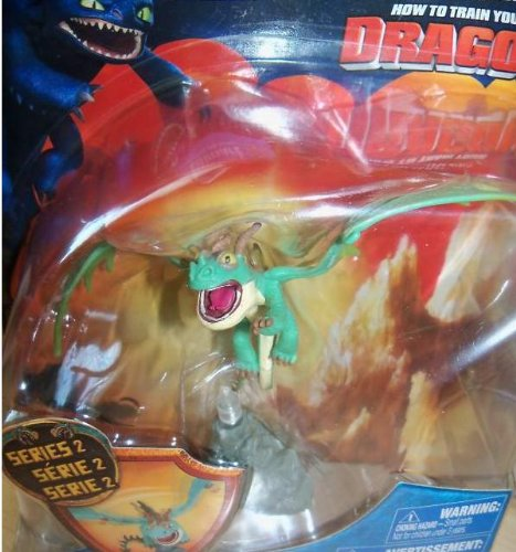 How To Train Your Dragon Movie 4 Inch Action Figure Terrible Terror - image 1 of 1