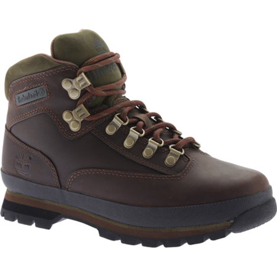 1a037ad8d81 Timberland Euro Hiker Oiled Leather Brown Men's Hiking Boots 95100