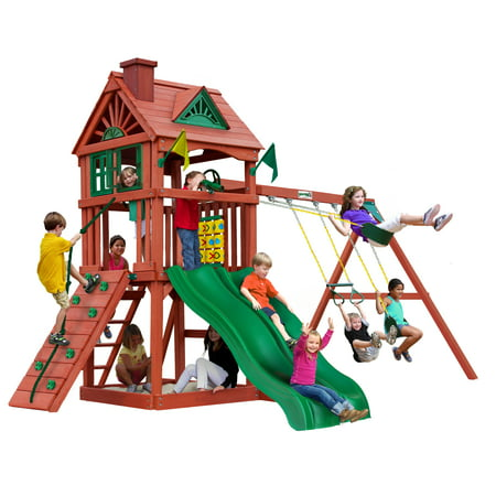 Gorilla Playsets Dinner Bell Swing Set Accessory