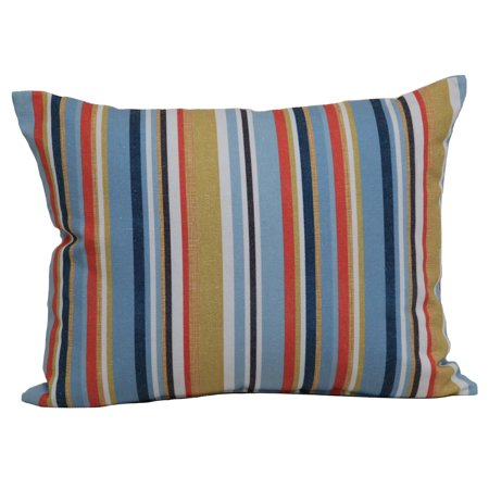 Mainstays Oblong Stripe Decorative Throw Pillow