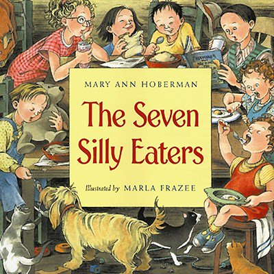 The Seven Silly Eaters (Paperback) ()