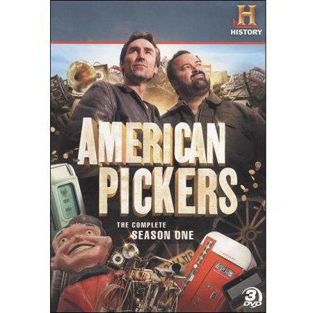 American Pickers  Complete Season 1