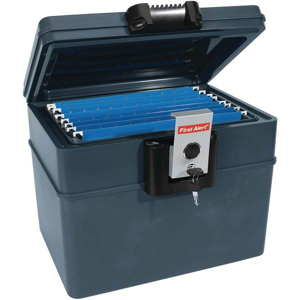0.62 Cubic-ft Fire and Water File Chest