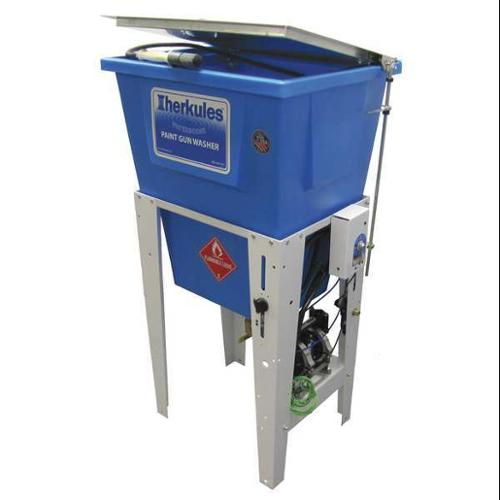 HERKULES G202 Automatic Paint Gun Washer, 5 gal.