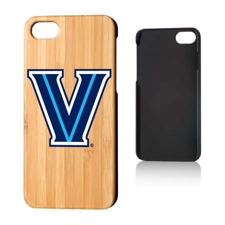 Villanova Wildcats Insignia Bamboo Case for iPhone 8 / 7