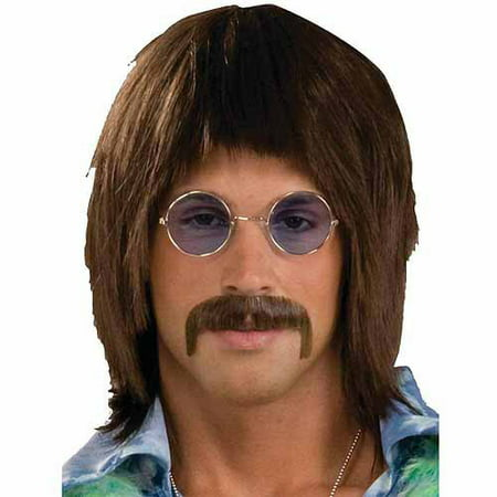 60 Singer Wig Adult Halloween Costume Accessory