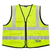 HART Safety Vest, 7 pockets, including a clear ID holder