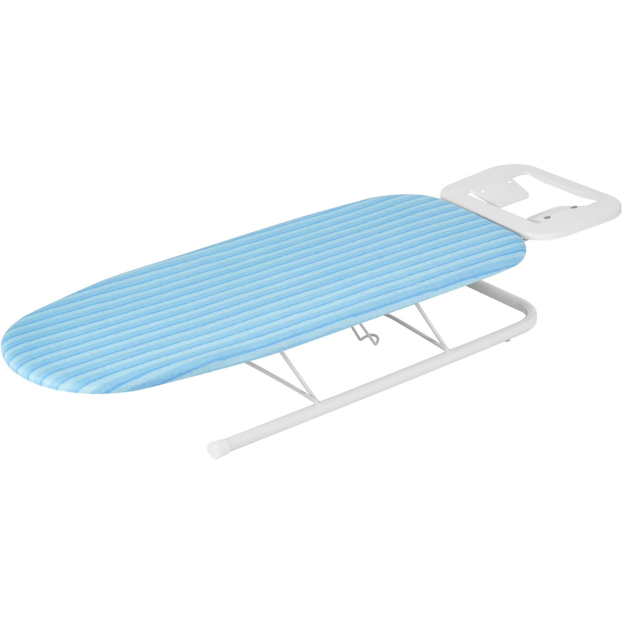 Honey Can Do Tabletop Ironing Board With Iron Rest, Blue   Walmart.com