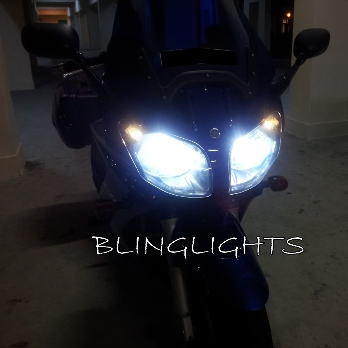 Yamaha Fjr 1300 Fjr1300 A Ae As Xenon 55w Hi Lo Hid Conversion Kit