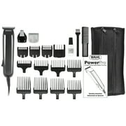 Wahl Power Pro, Heavy-Duty Corded Clipper & Trimmer, Black #9686