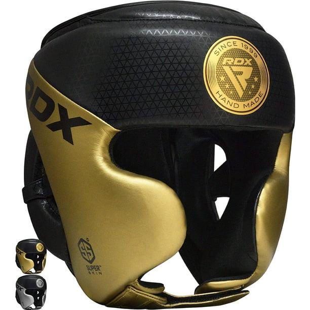 Training Pro Head Guard Boxing MMA Muay Thai Taekwondo Training Protection