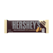 Hershey's, Milk Chocolate with Almonds Bar, 1.45 Oz