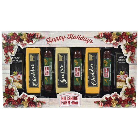 Hillshire Farm® Meat & Cheese Trio Gift Set, 7 Pieces ...