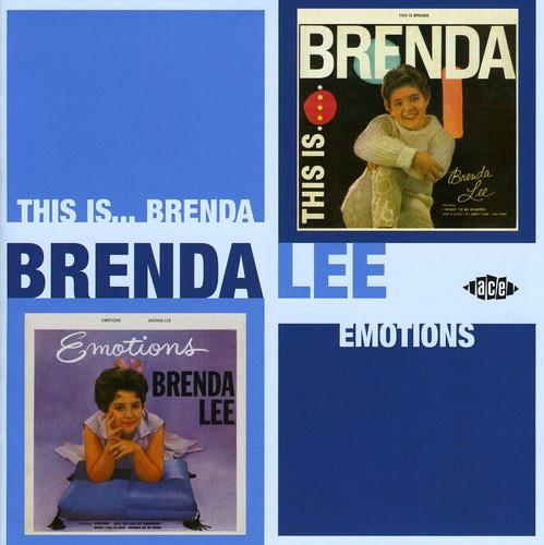 Brenda Lee - This Is Brenda/Emotions [CD]