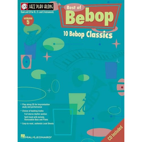 Best of Bebop: Jazz Play Along