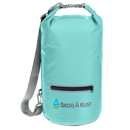 DrySak 20 Liter Mint Waterproof Dry Bag by Skog A Kust](Day Bags)