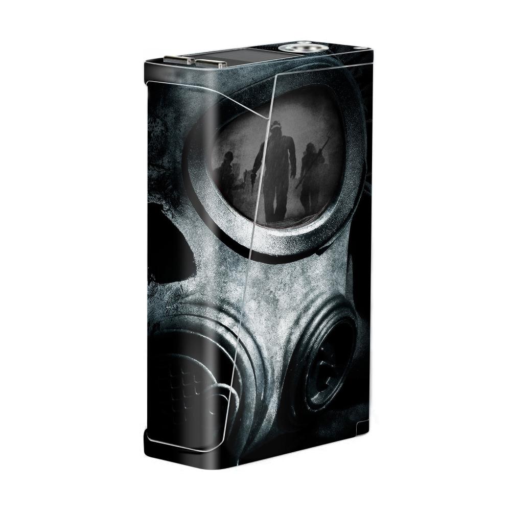 Skins Decals For Smok H-Priv Vape   Gas Mask War Apocolypse by Itsaskin