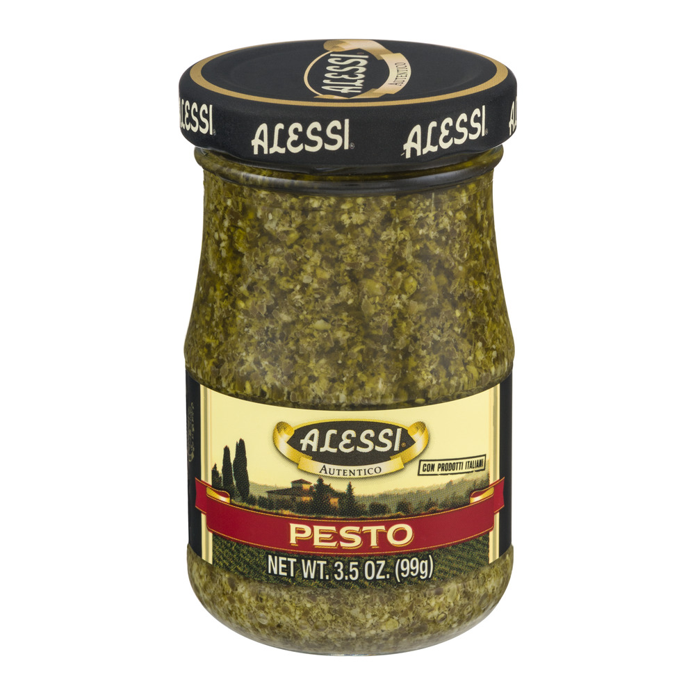 Alessi Autentico Pesto, 3.5 OZ by Vigo Importing Company