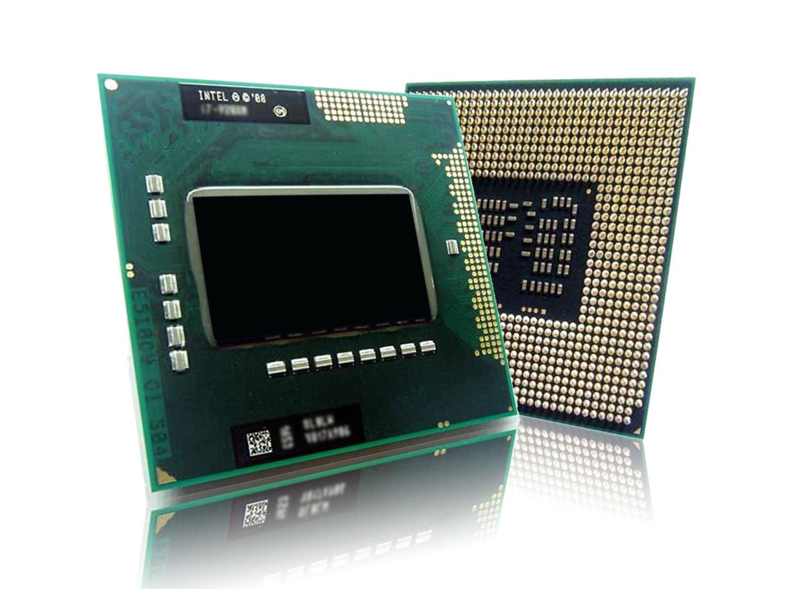 Intel i7-940XM 940M SLBSC Mobile CPU Processor Socket G1 PGA988A 2.13GHz 8MB 2.5 GT s by Intel