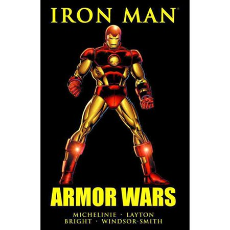 Iron Man: Armor Wars by
