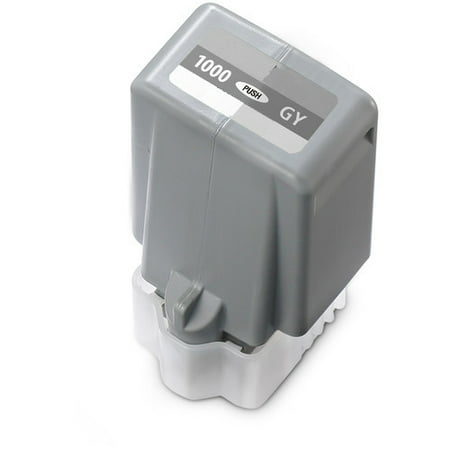 Compatible inkjet cartridge for Canon PFI-1000GY - gray