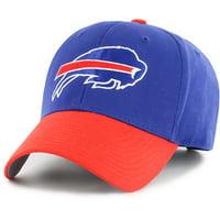 Men's Fan Favorite Royal/Red Buffalo Bills Two-Tone Adjustable Hat - OSFA