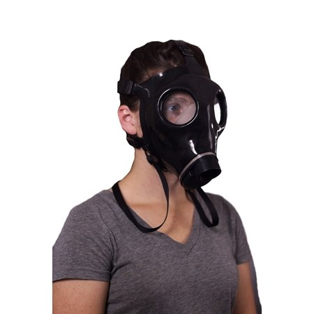 Rubber Respirator Mask NBC Protection For Industrial Use, Chemical Handling, Painting, Welding, Prepping (Acme Painting)