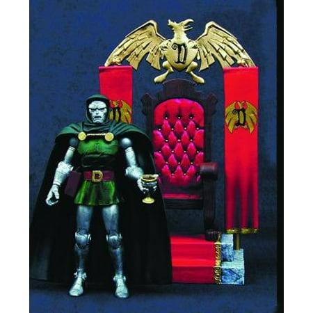 - Marvel Select: Dr. Doom Action Figure