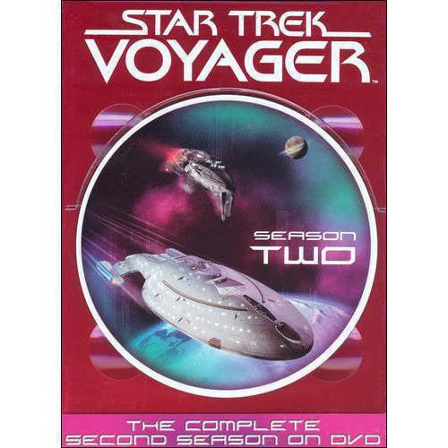 Star Trek Voyager: The Complete Second Season (Full Frame)