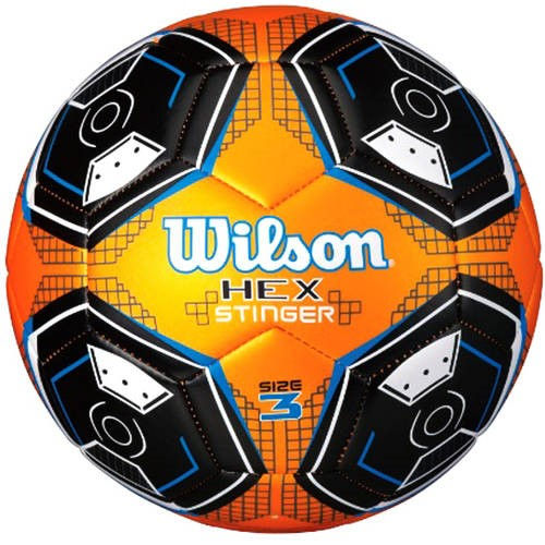 Wilson Hex Sting Soccer Ball, Size 5 by Wilson Sporting Goods
