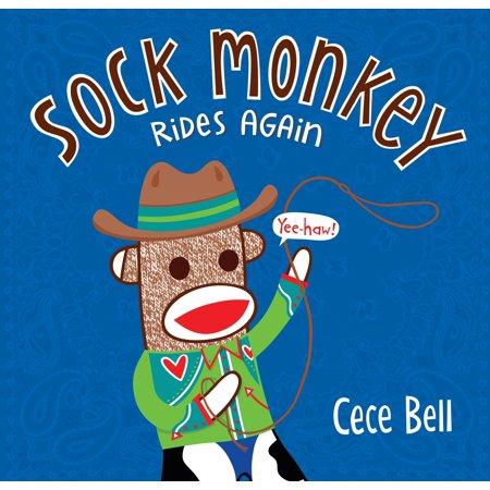Crochet Sock Monkey Pattern - Sock Monkey Rides Again