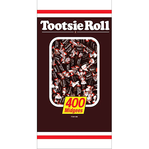 Tootsie Roll Midgees, 400 ct