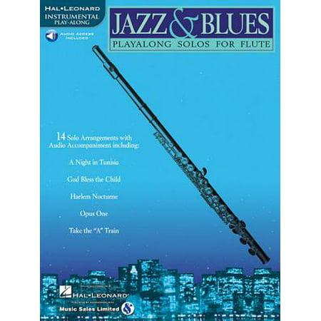 Blues Jazz Flute (Jazz & Blues : Instrumental Play-Along for)