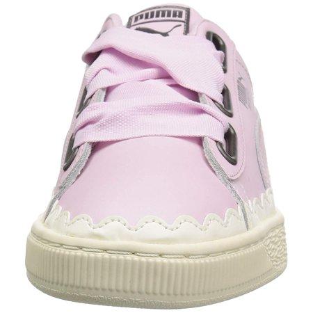 Sneaker Basket Scallop Women's Heart Puma DeEH9YbW2I