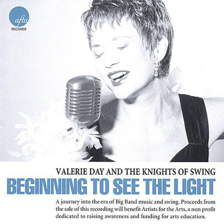 Valerie Day   Valerie Day   The Knights Of Swing  Cd